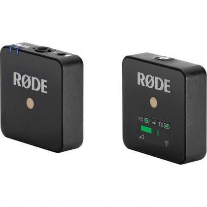 (Pre-Order) Rode Wireless GO Compact Wireless Microphone System