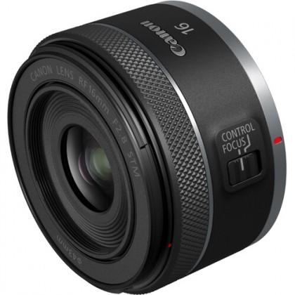 Canon RF 16mm f/2.8 STM Lens (MSIA)