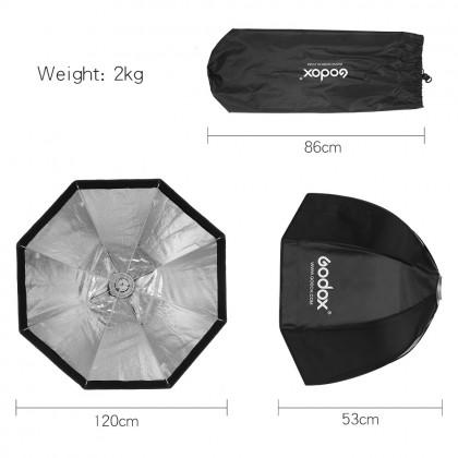 GODOX SB-UE SB-GUE Grid Bowens Softbox 120cm / 80cm / 95cm / SB - UE
